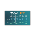 "NEC MultiSync V754Q IGB Interactive flat panel 190.5 cm (75"") IPS 4K Ultra HD Black Touchscreen"