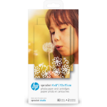 HP Sprocket Studio Ink and Photo Paper-80 sht/10 x 15 cm (4 x 6 in)
