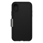 OtterBox Strada mobile phone case 14,7 cm (5.8 Zoll) Folio Schwarz