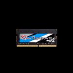G.Skill Ripjaws F4-2666C19S-8GRS memory module 8 GB DDR4 2666 MHz