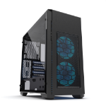 Phanteks Enthoo Pro M Tempered Glass Midi Tower Black,White