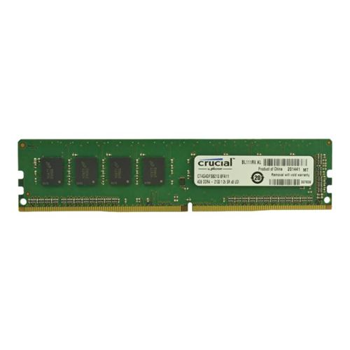 2-Power 4GB DDR4 2133MHz CL15 DIMM