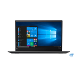 Lenovo ThinkPad X1 Extreme Schwarz Notebook 39,6 cm (15.6 Zoll) 1920 x 1080 Pixel Intel® Core™ i7 der achten Generation 16 GB DDR4-SDRAM 256 GB SSD Windows 10 Pro