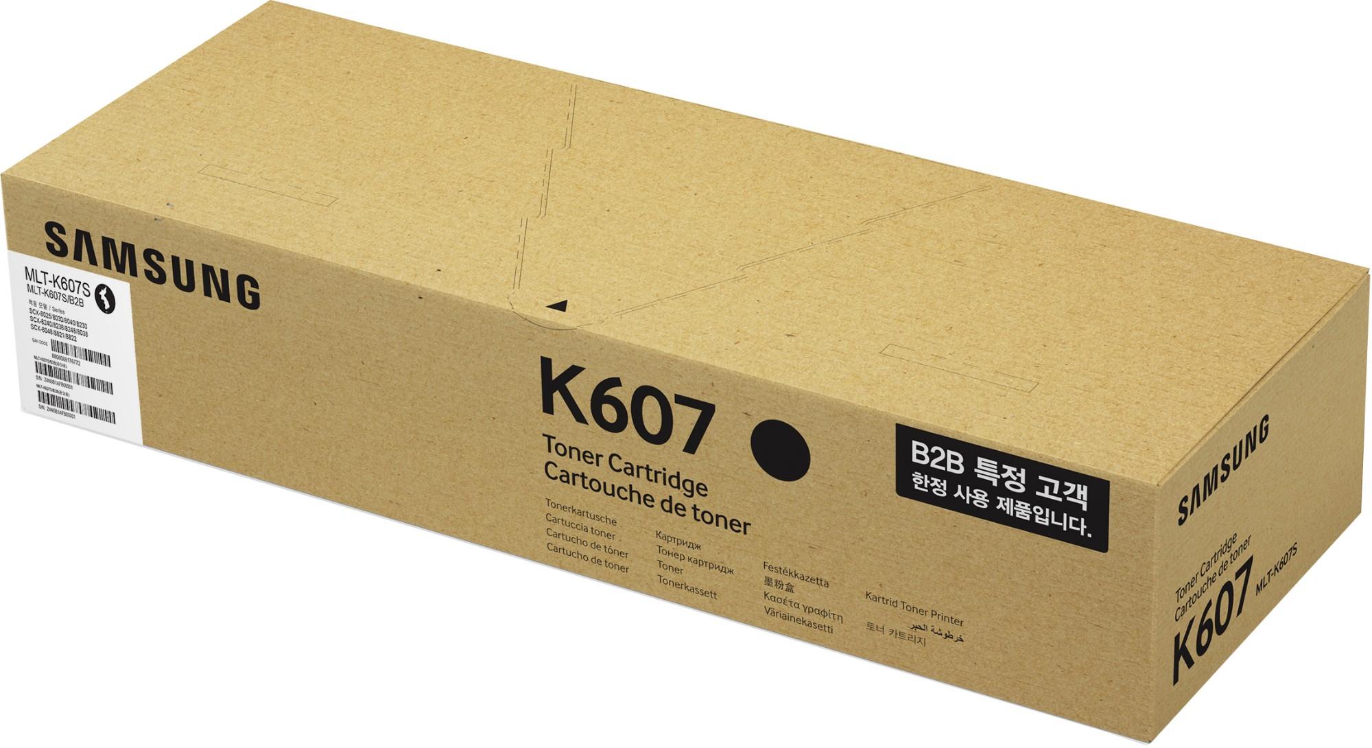 Samsung MLT-K607S Original Negro 1 pieza(s)