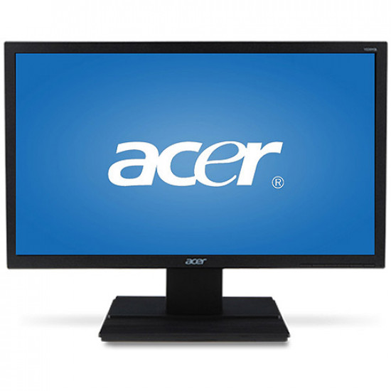 "Acer V226HQL 21.5"" FHD LED,5ms, 1 x VGA, 1 x DVI, 1 x Display Port, Speaker, VESA Mountable, 3 year WTY"