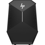 HP VR Backpack G2 i7-8850H 8th gen Intel® Core™ i7 32 GB DDR4-SDRAM 512 GB SSD Windows 10 Pro Workstation Black