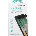 eSTUFF Apple iPhone 6+/6S+/7+/8+ Full Cover Screen Protector