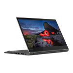 "Lenovo ThinkPad X1 Yoga LPDDR3-SDRAM Hybrid (2-in-1) 35.6 cm (14"") 2560 x 1440 pixels Touchscreen 10th gen Intel® Core™ i7 16 GB 512 GB SSD Wi-Fi 6 (802.11ax) Windows 10 Pro Grey"