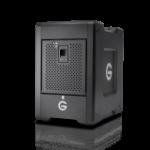 G-Technology 0G10818-1 disk array 72 TB Black