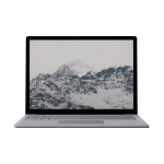 "Microsoft Surface Laptop 13.5"" 2256 x 1504pixels Touchscreen Platinum Notebook"