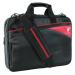 """V7 Edge Slim Toploader 14.1"""" Notebook Case black / red"""