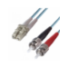 DP Building Systems OM3 LC-ST 10m LC ST Blue fiber optic cable