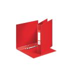 Esselte 47683 ring binder A5 Red
