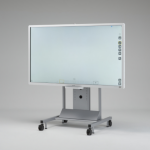 "Ricoh D8400 84"" 3840 x 2160pixels Touchscreen USB White interactive whiteboard"