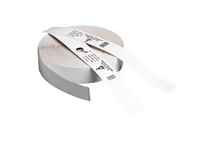 Zebra Z-Band UltraSoft Blanco Etiqueta para impresora autoadhesiva