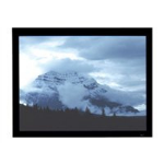 Draper - Onyx - 170cm x 123cm - 4:3 - Fixed Frame Screen - Slight Box Damage