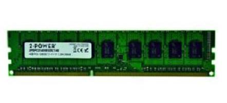 2-Power 4GB DDR3 4GB DDR3 1600MHz ECC memory module
