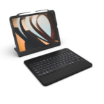 ZAGG Rugged Book Go toetsenbord voor mobiel apparaat Frans Zwart Bluetooth