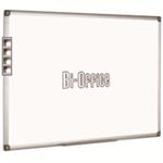 Bi-Office Non-Magnetic Dry Erase Whiteboard 240x120cm DD