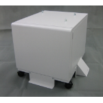 OKI 46567701 White printer cabinet/stand