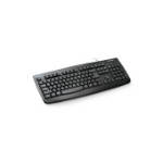 Kensington Pro Fit Washable USB keyboard QWERTY UK English White