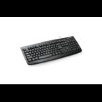 Kensington Pro Fit Washable USB keyboard QWERTY UK English White K64407UK