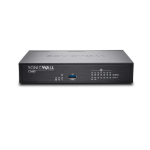 SonicWall TZ400 cortafuegos (hardware) 1300 Mbit/s