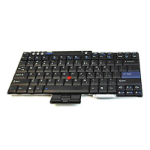 Lenovo 42T3297 Keyboard notebook spare part