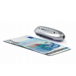 Safescan 35 counterfeit bill detector Grey,Silver