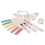 Zebra Z-Band Direct Kit White