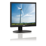 Philips Brilliance LCD monitor, LED backlight 17S4LSB/00