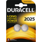 Duracell Specialties - Electronics batteries 2025 2PK Single-use battery CR2025 Lithium