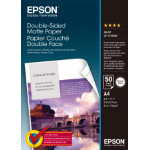 Epson Double Sided Matte Paper - A4 - 50 Sheets