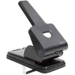 Rapesco 865-P2 Heavy Duty 2-Hole Punch 63 Sheets
