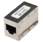 Intellinet RJ-45, Cat5e RJ-45 Silver wire connector