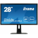 "iiyama ProLite B2888UHSU-B1 28"" Black 4K Ultra HD LED display"