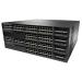 Cisco Catalyst WS-C3650-48FQ-S Managed L3 Gigabit Ethernet (10/100/1000) Power over Ethernet (PoE) 1U Black network switch
