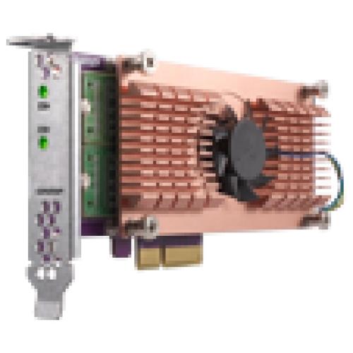 QNAP QM2-2S Internal SATA interface cards/adapter