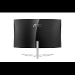 "AOC Value-line C32V1Q computer monitor 31.5"" Full HD LCD Curved Matt Black,Silver"