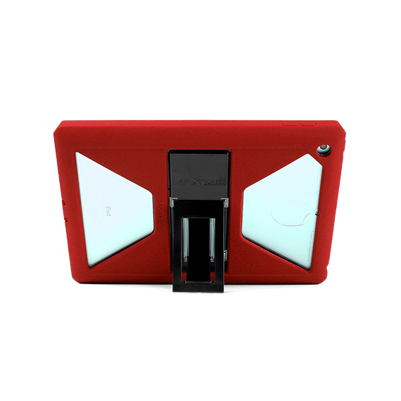 """Max Cases AP-SXS-IP5-9-RED tablet case 24.6 cm (9.7"""") Shell case"""