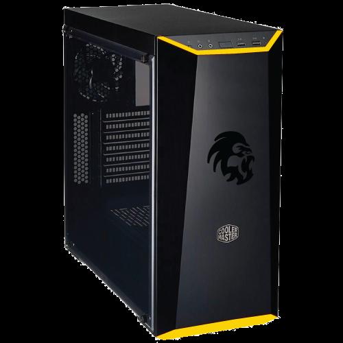 Gorilla Gaming Lite v4 - AMD Ryzen 3 1300X, 8GB RAM, 1TB HDD, 4GB GTX 1050Ti GFX