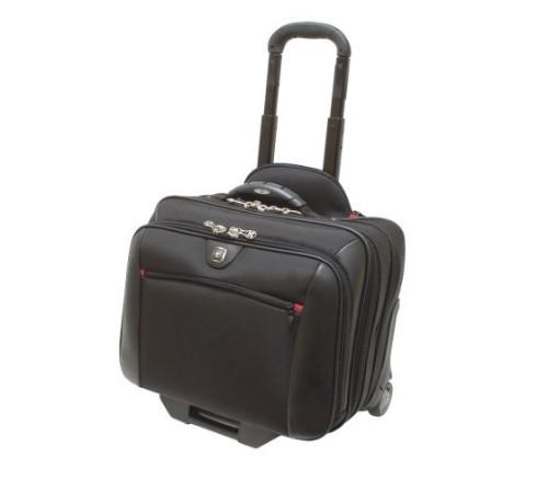 """Wenger/SwissGear Potomac 17"""" Trolley case Black"""
