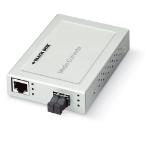 Black Box LMCS203AE-SC20 network media converter 100 Mbit/s Single-mode White