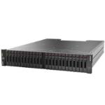 Lenovo DS4200 disk array Rack (2U) Black, Stainless steel