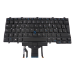 Origin Storage N/B Keyboard E5420 Spanish Layout - 84 Keys Non-Backlit Single Point