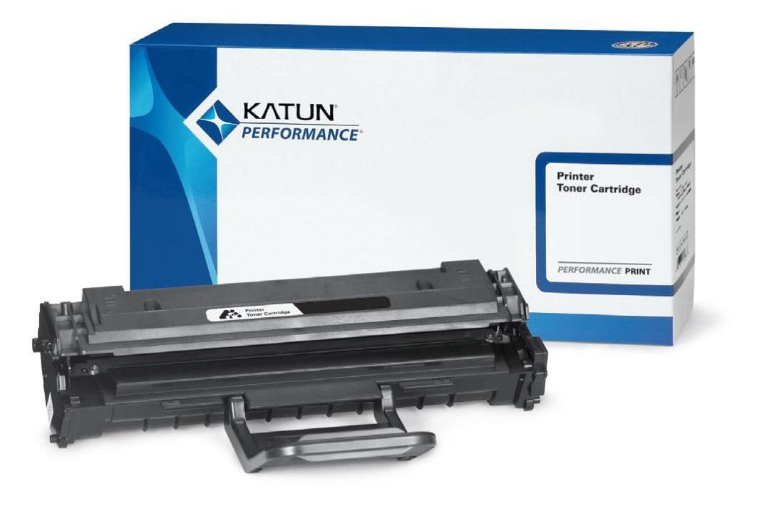 Katun 43846 compatible Toner black, 696gr (replaces Canon C-EXV37 C-EXV43)