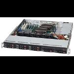 Supermicro 113MTQ-563CB Rack 560W Black
