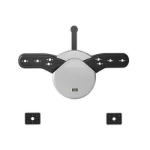 Brateck Wall Mount Bracket for OLED 23'-55' up to 40kg