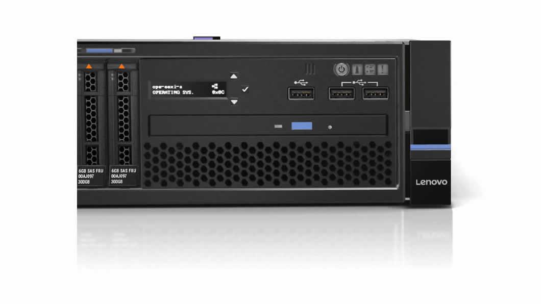 Lenovo System X3650 M5 Server 2 1 Ghz Intel 174 Xeon 174 E5 V4