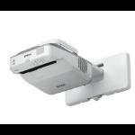 Epson EB-685W data projector Wall-mounted projector 3500 ANSI lumens 3LCD WXGA (1280x800) White